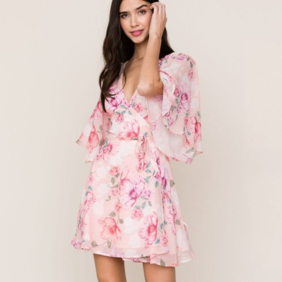 NWT Yumi Kim Lovers Dream Feel the Breeze Dress